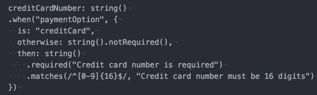 Sample: Using regex to pattern match